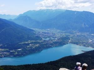 Lago di Caldonazzo e lago di Levico