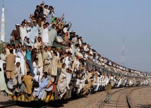 Il treno dei neri